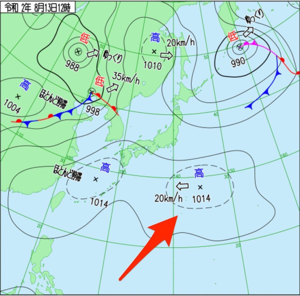 気象庁 台風7号